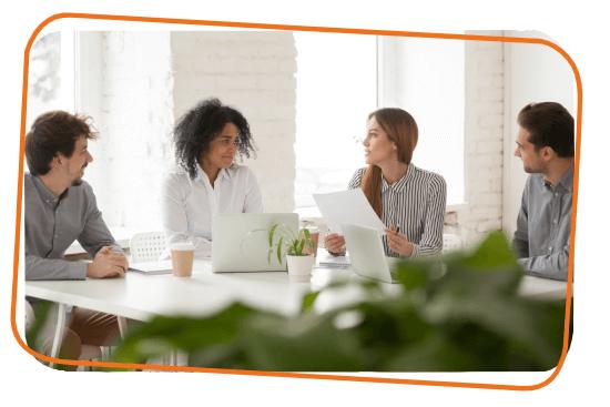 Définir le cadre de travail ensemble